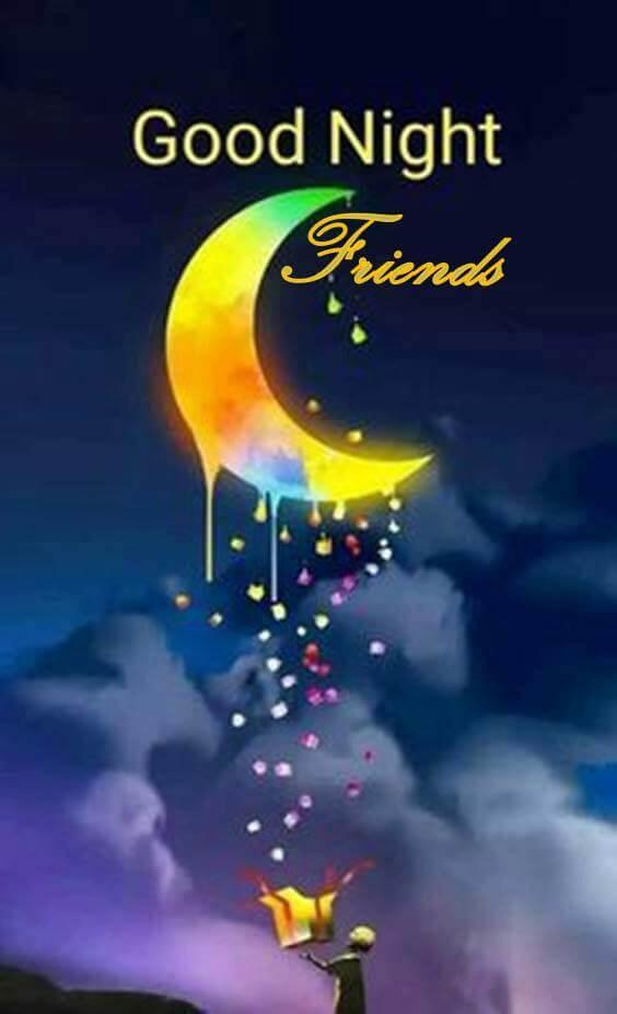 good night dreams