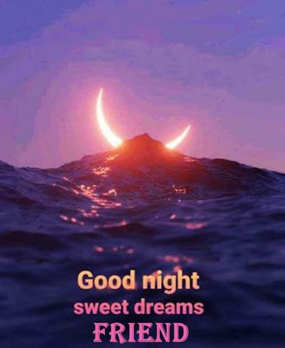 good night messages for family and friends