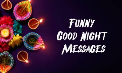 relaxing funny good night messages and quotes