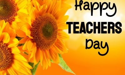 Happy Teachers Day messages wishes and quotes Teacher Appreciation Thank You Notes