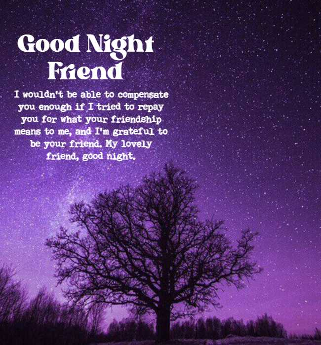 good night prayer quotes for friends