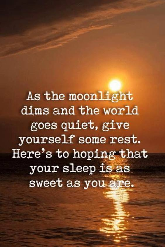 good night quotes for best friend