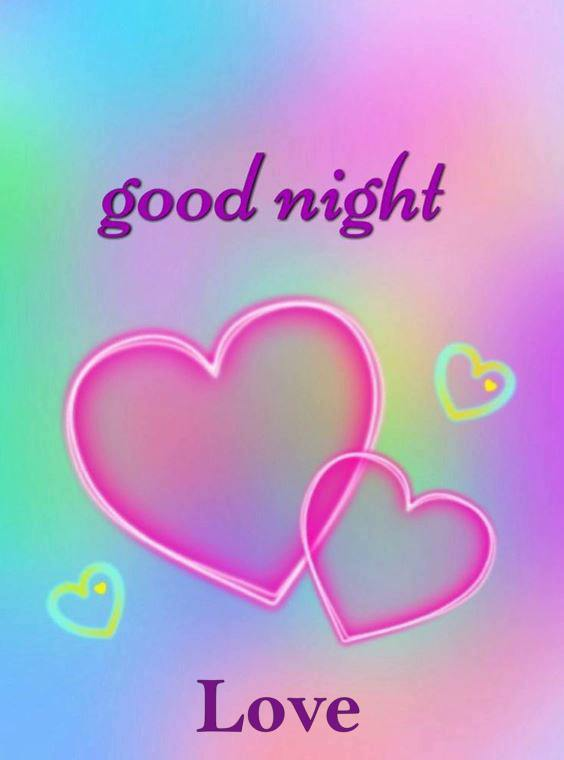 love you good night