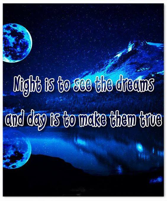 sweet good night quotes for friends