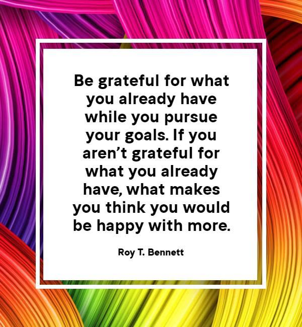 thankfulness quotes