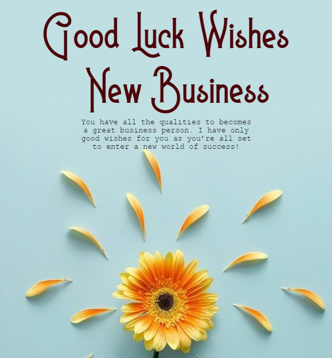 new shop opening wishes
